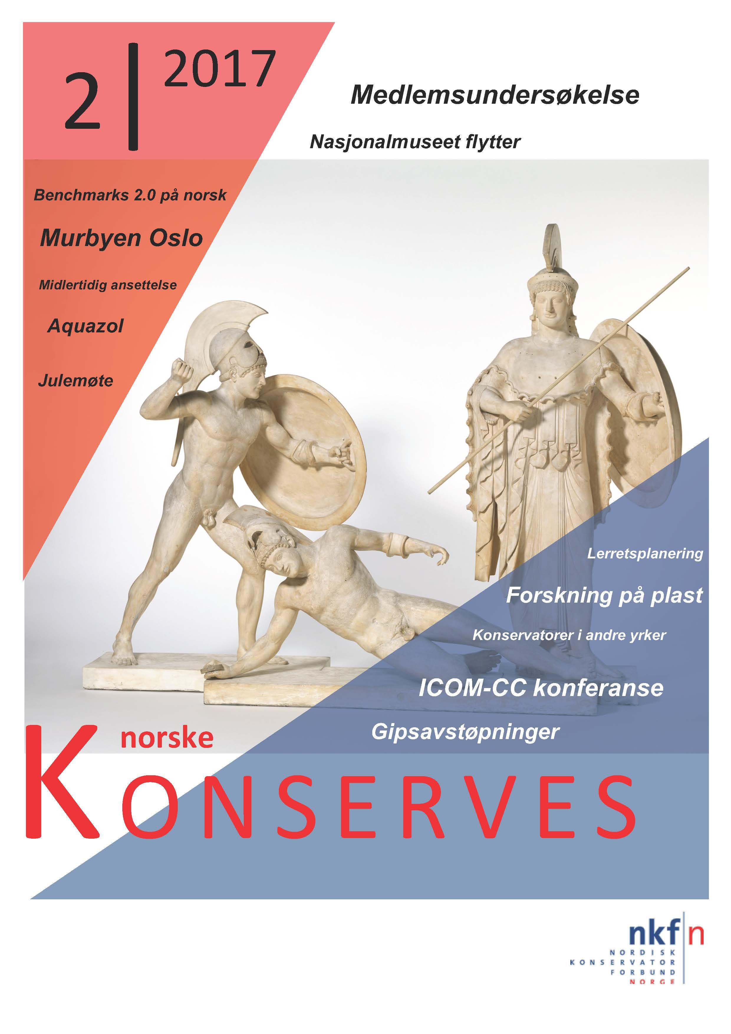 Norske Konserves 2017-2