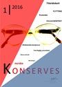 Norske Konserves 2016-1